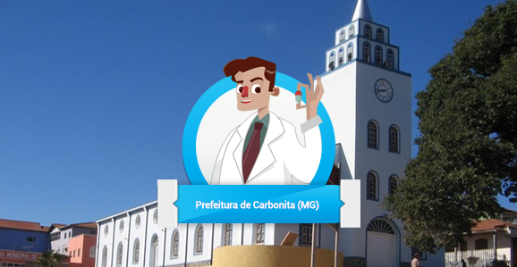 Prefeitura de Carbonita (MG) abre concurso público para Farmacêuticos