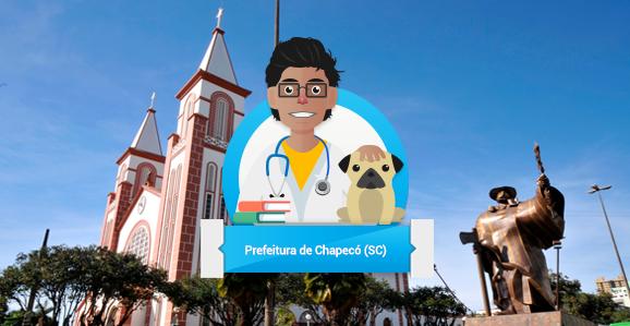 Prefeitura de Chapecó (SC) abre concurso público para Médicos Veterinários