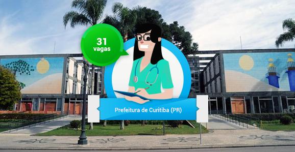 Prefeitura de Curitiba (PR) abre concurso público para Enfermeiros