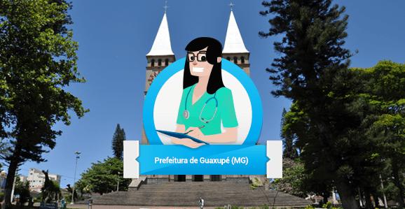 Prefeitura de Guaxupé (MG) abre concurso público para Enfermeiros