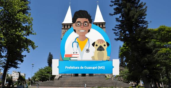 Prefeitura de Guaxupé (MG) abre concurso público para Veterinários