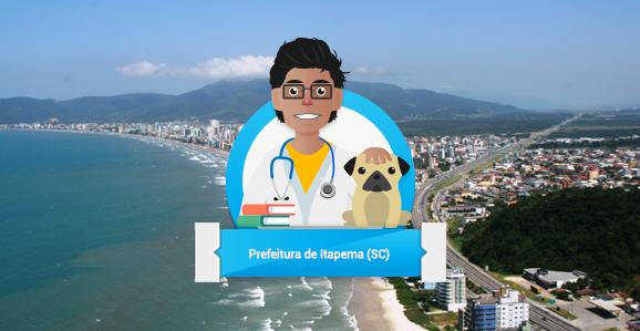 Prefeitura de Itapema (SC) abre concurso público para Veterinários