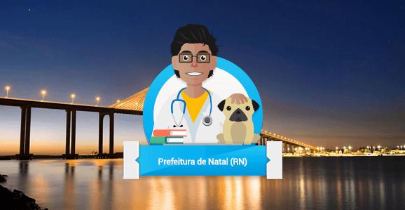 Prefeitura de Natal (RN) abre concurso público para Veterinários