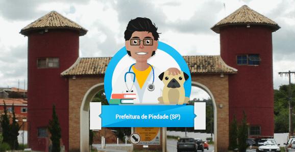 Prefeitura de Piedade (SP) abre concurso público para Veterinários