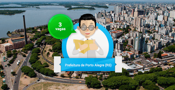 Prefeitura de Porto Alegre (RS) abre concurso público para Psicólogos