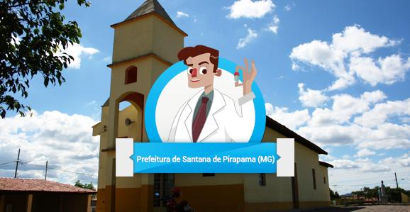 Prefeitura de Santana de Pirapama (MG) abre concurso público para Farmacêuticos