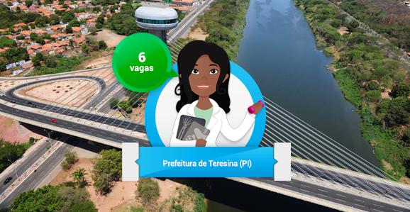Prefeitura de Teresina (PI) abre concurso público para Fisioterapeutas