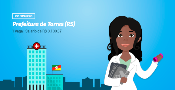 Prefeitura de Torres (RS) abre concurso público para Fisioterapeutas