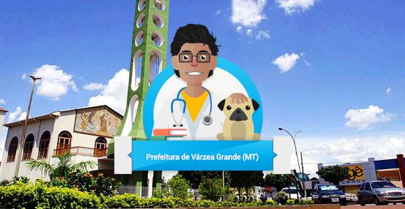 Prefeitura de Várzea Grande publica edital para Médicos Veterinários