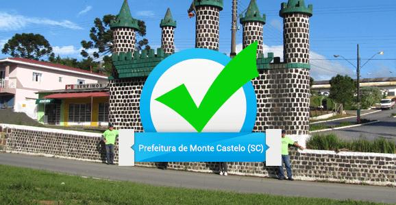Prefeitura de Monte Castelo (SC) abre concurso público para dentistas, enfermeiros e médicos
