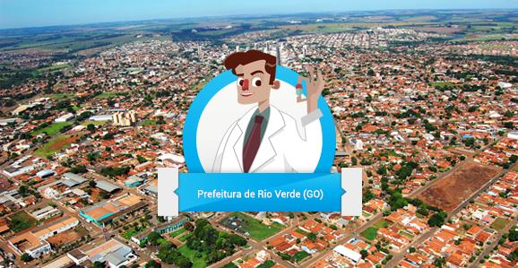 Prefeitura de Rio Verde (GO) abre concurso público para Farmacêuticos