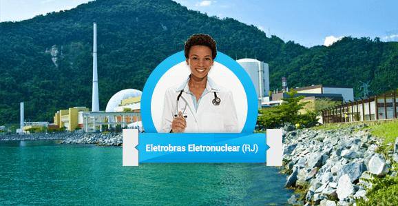 Eletrobras Eletronuclear define banca de próximo concurso para Médico do Trabalho