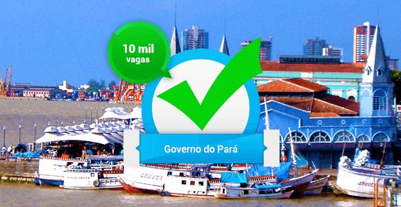 Governo do Pará promoverá série de concursos públicos no Estado