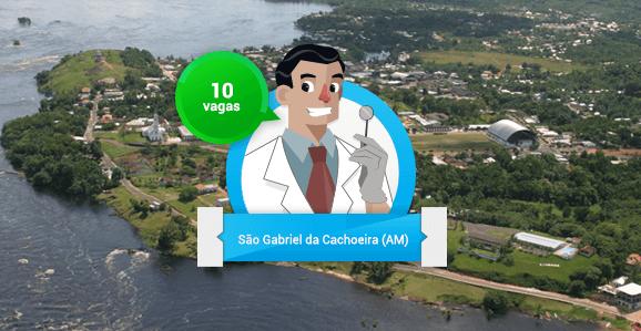 Prefeitura de São Gabriel da Cachoeira (AM) abre concurso público para Dentistas