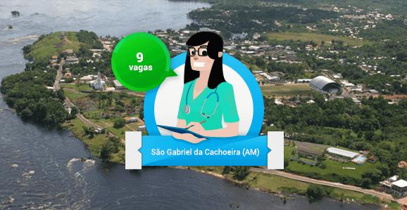 Prefeitura de São Gabriel da Cachoeira (AM) abre concurso público para Enfermeiros