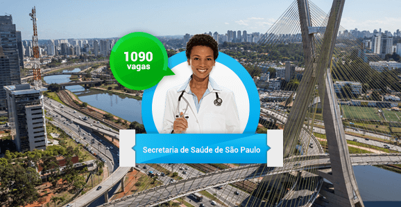 SES-SP abre concurso público para Médicos
