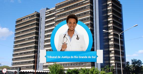 TJ-RS abre concurso público para Médicos