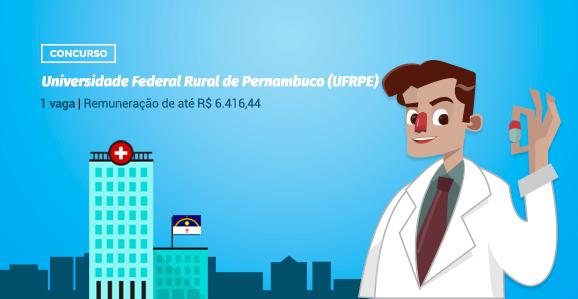 UFRPE (PE) abre concurso público para Farmacêuticos