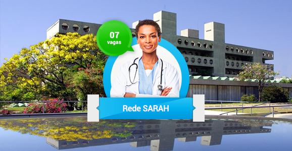 Rede Sarah seleciona médicos com salários até R$ 24,7 mil