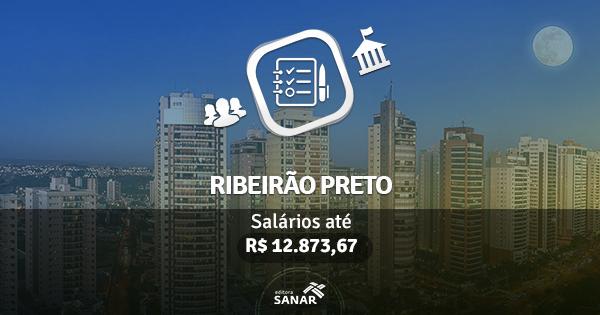 Prefeitura de Ribeirão Preto abre concurso com vagas para Psicologia, Odontologia, Enfermagem e Medicina