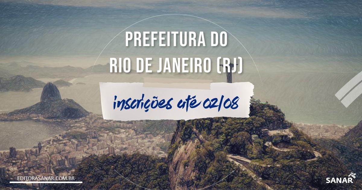Concurso de Rio de Janeiro - RJ: 29 vagas para veterinários!