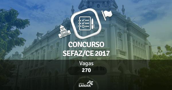 Concurso SEFAZ/CE: edital previsto para 2017 com vagas para Psicólogos, Nutricionistas, Fisioterapeutas em ais