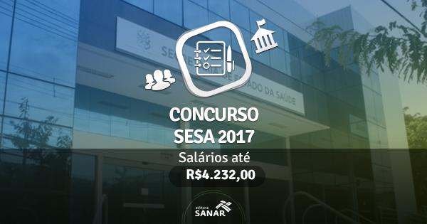 Secretaria de Saúde do Espírito Santo (SESA) publica edital de concurso com vagas para Veterinários