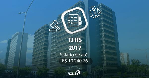 TJ-RS 2017: edital terá vagas para Psicologia e Medicina!