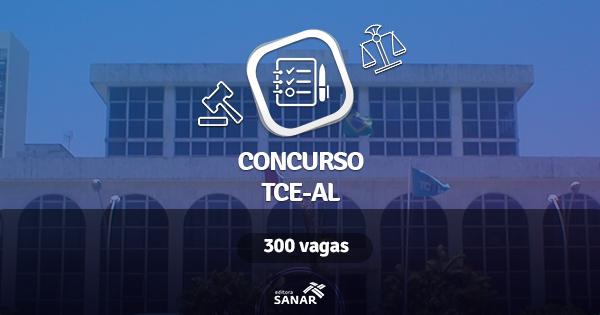 TCE-AL 2017: concurso aguarda aprovação da Assembléia Legislativa
