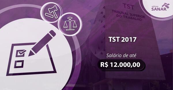 Concurso do TST previsto para 2017: vagas para Psicólogos, Nutricionistas, Enfermeiros e mais