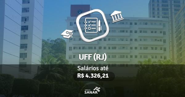 UFF 2017 lança edital com vagas para Médico Veterinário