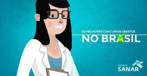 Os melhores concursos no Brasil para Enfermeiros