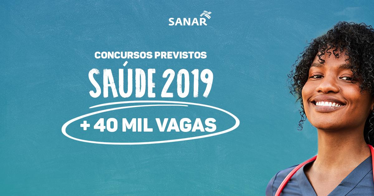 Descubra AGORA os melhores concursos previstos para 2019: mais de 40 mil vagas!