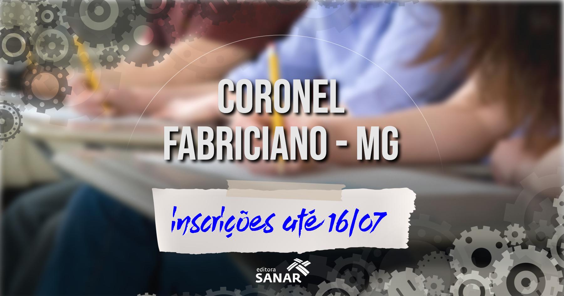 Seleção | Coronel Fabriciano oferece 38 vagas