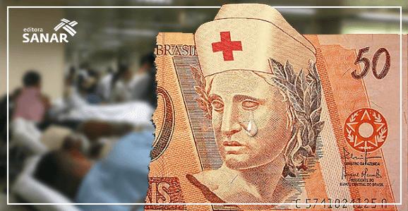 Governo Federal bloqueia quase R$ 2 bi do Ministério da Saúde