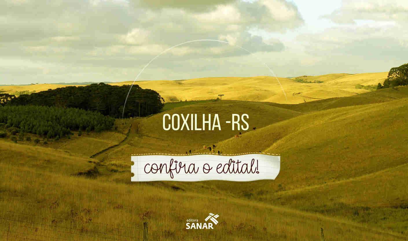 Coxilha (RS): oferece salários de até R$ 6.732,97