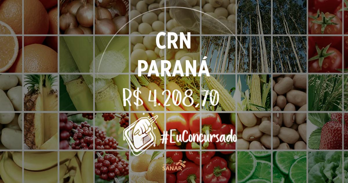 CRN-8: Banca é escolhida e Concurso agora aguarda publicação de edital