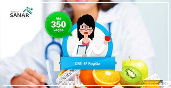 Conselho Regional de Nutricionistas divulga concurso público com até 350 vagas no Nordeste