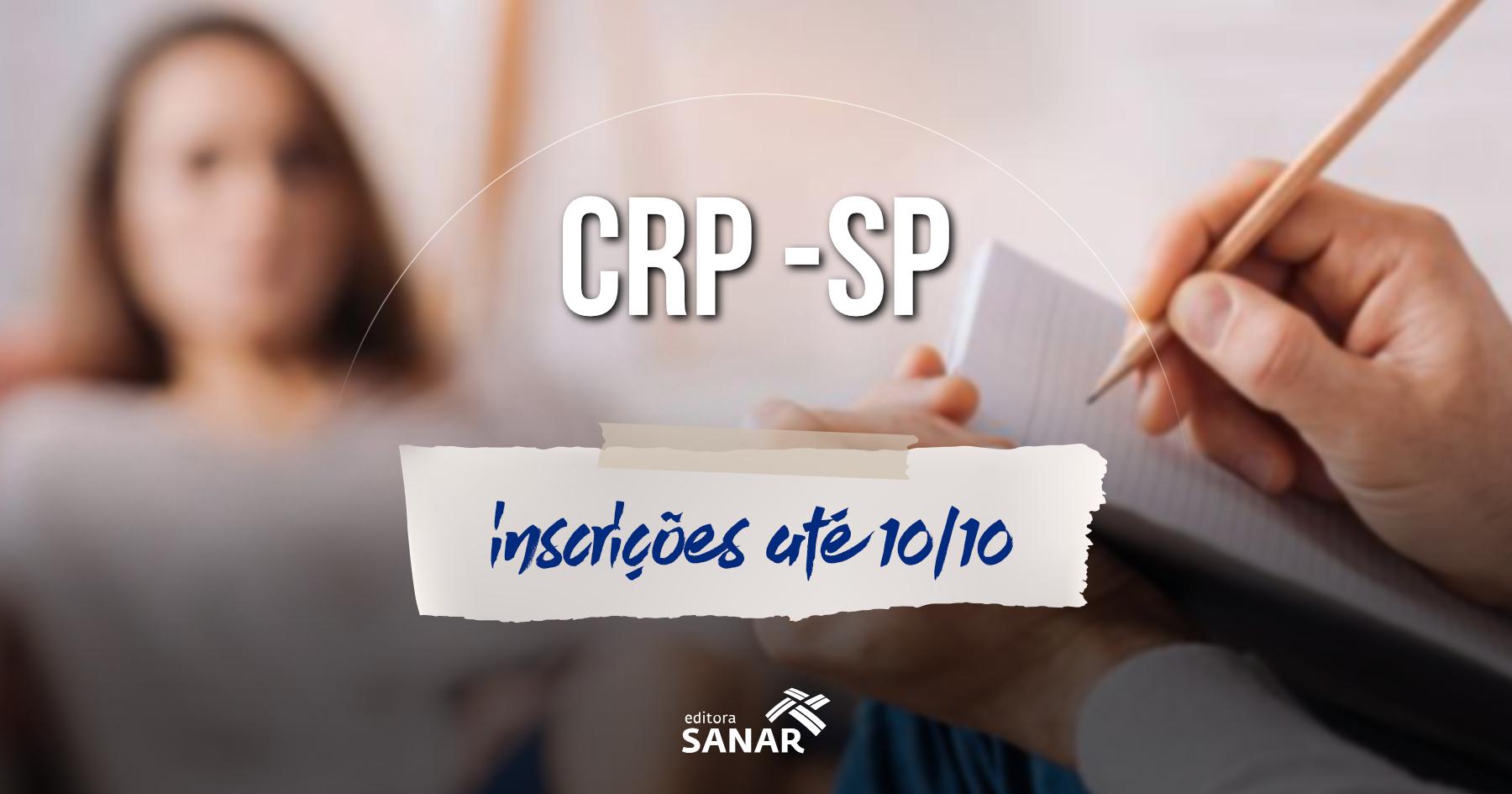 Concurso | CRP de São Paulo oferece 275 oportunidades
