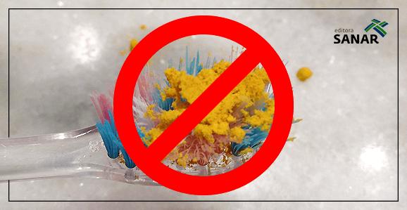 CROSP alerta quanto ao uso de cúrcuma para substituir creme dental