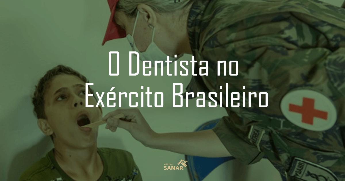 Concursos do Exército para Dentistas: tudo sobre a carreira no Exército