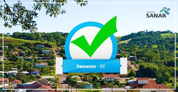 Prefeitura de Descanso - SC abre concurso para Dentistas, Fisioterapeutas e Psicólogos