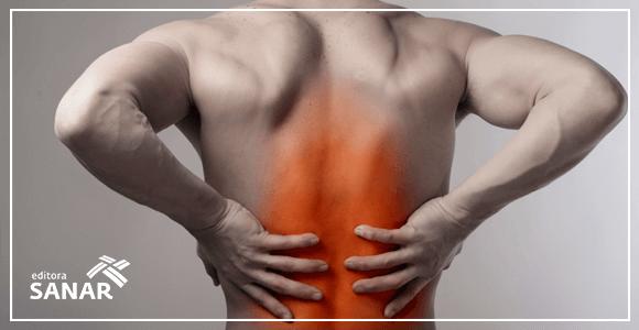 Estudo aponta que dor lombar é a doença que atinge as pessoas por mais tempo