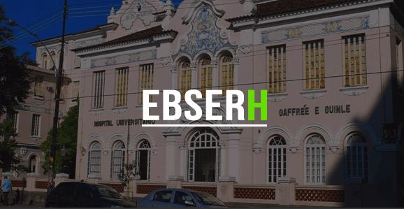 EBSERH assume hospitais da Unirio, UFCG e UFS