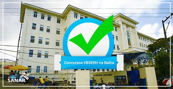 Ebserh negocia para assumir gestão de dois hospitais na Bahia