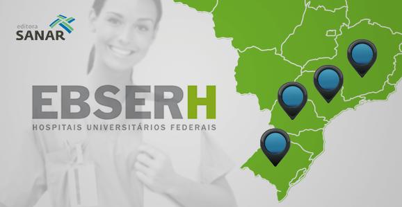 Concursos EBSERH no Brasil