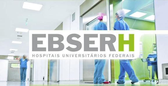 Ebserh convoca 1196 profissionais para 14 hospitais e sede