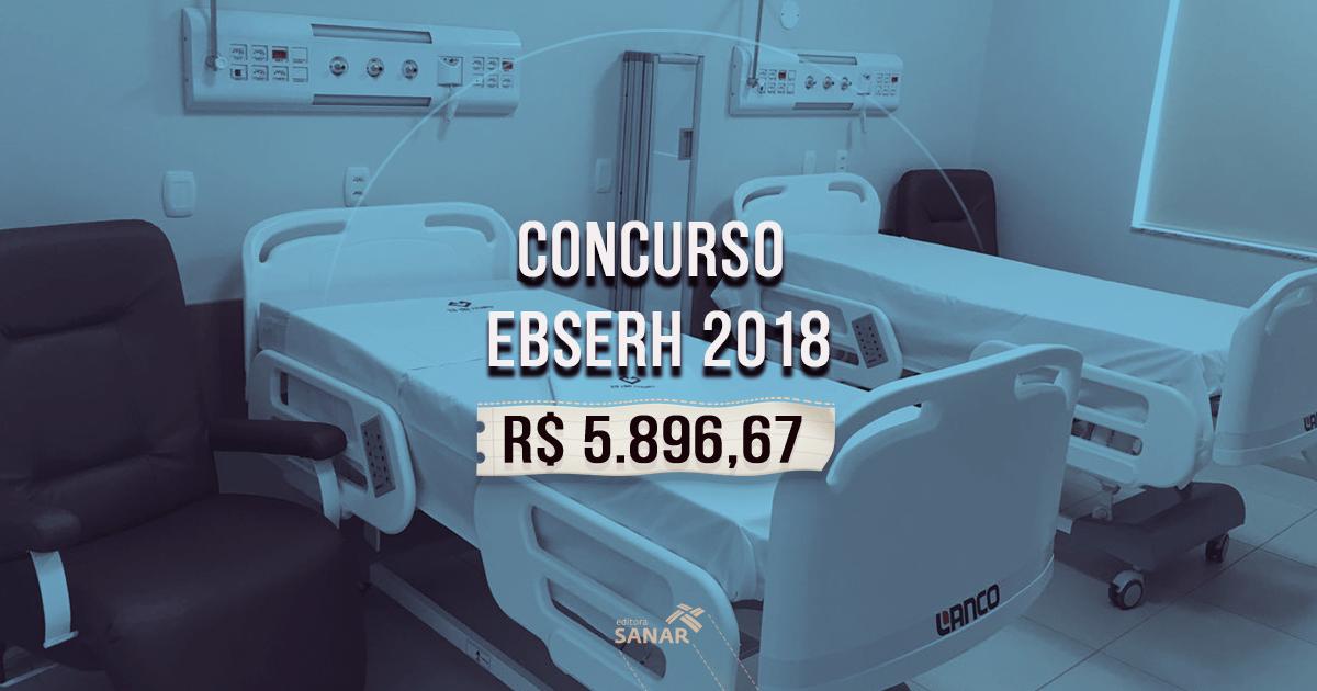 Concurso EBSERH 2018: vagas para farmacêuticos com salários de R$ 5.896,67