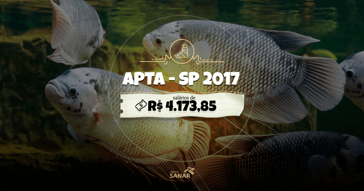 Concurso APTA (SP) 2017: cargos efetivos com vagas para veterinários e farmacêuticos