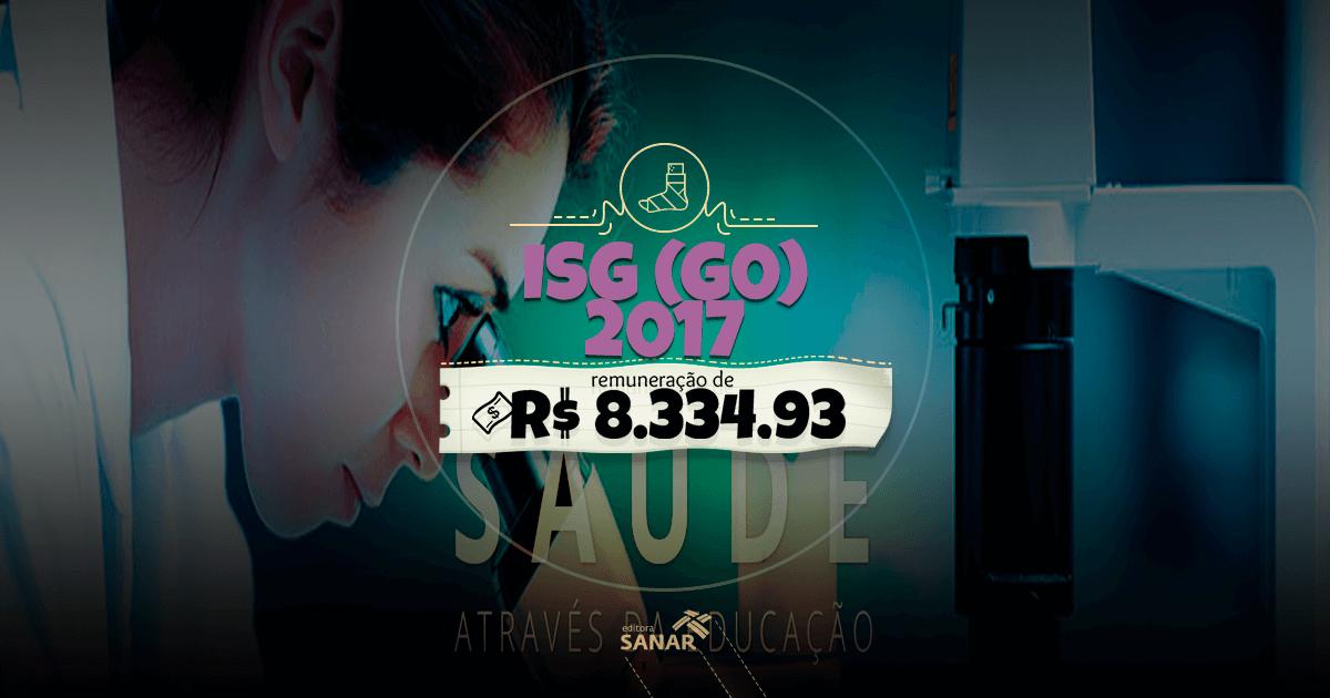ISG - GO realiza novo Processo Seletivo para médicos com salários de R$8.334,93